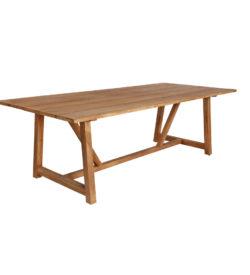George matbord i teak