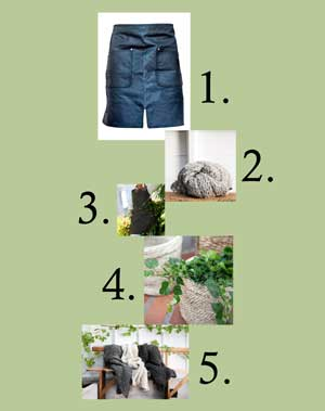 September månads önskelista med produkter från vår webbshop som vi kallar för Butiken.