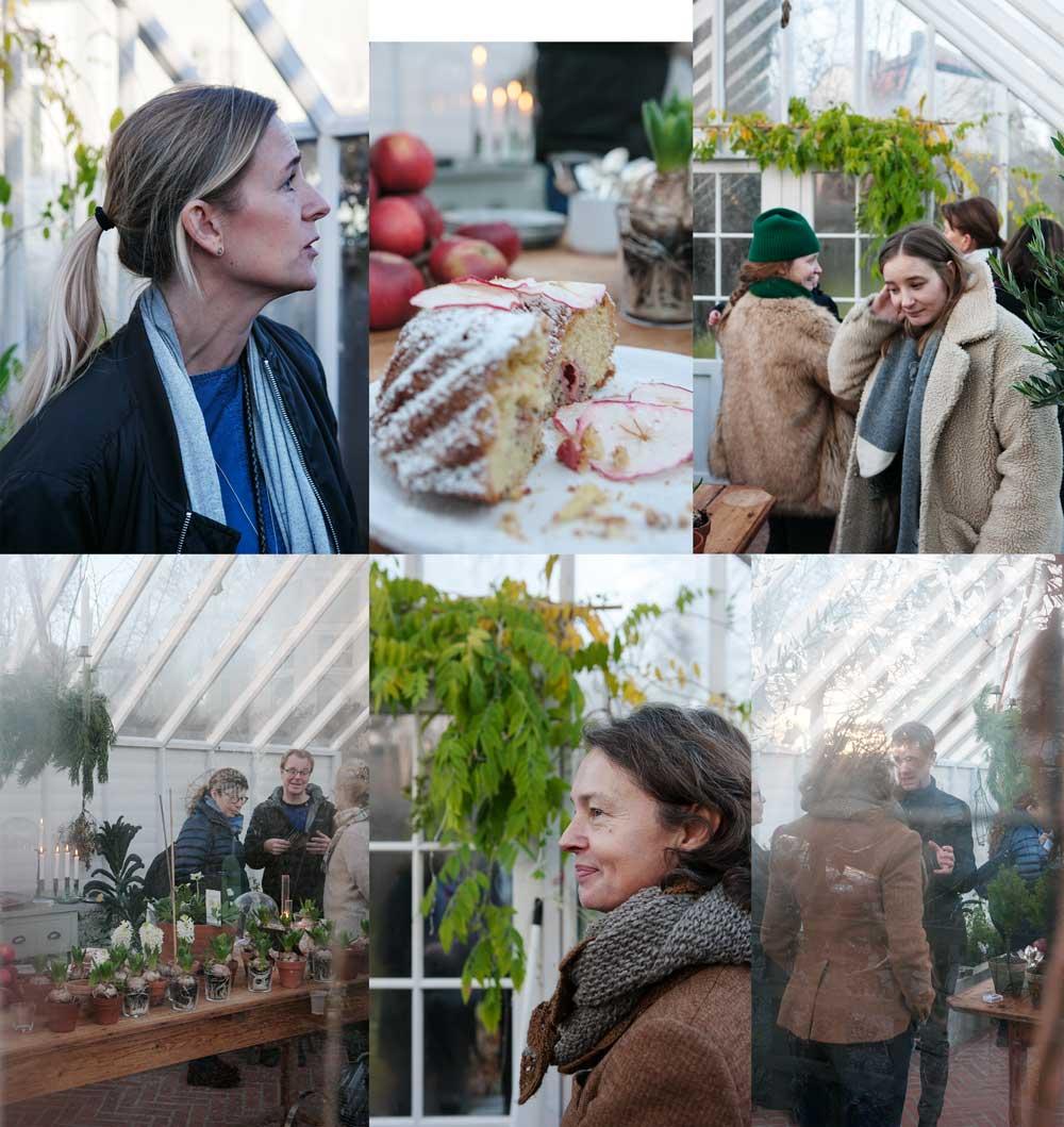 Växthuseinträsset berör människor i olika ålder. Här är några av de besökare som kom förbi i söndags på öppet hus.