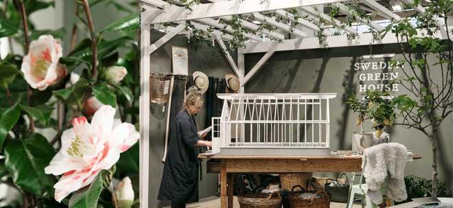 Vi är stolta över vår monter på Nordiska Trädgårdar