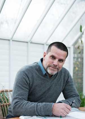 Magnus Wiström är Sweden green House:s arkitekt.
