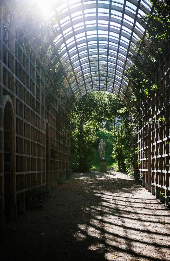 Gunnebo trädgård