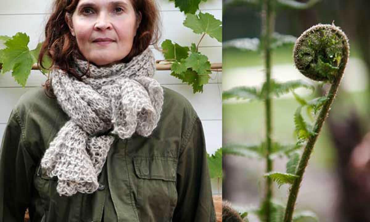 Helena hjälper dig att inreda växthus