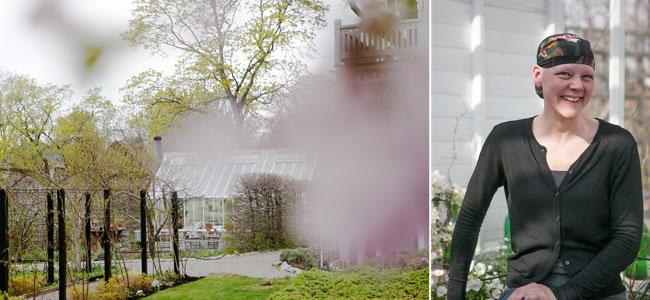 Växthuset i Nacka och Lisa Jansson.