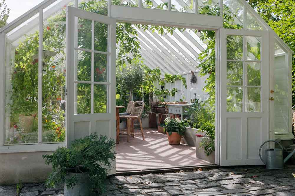 Sweden Green House i Nacka