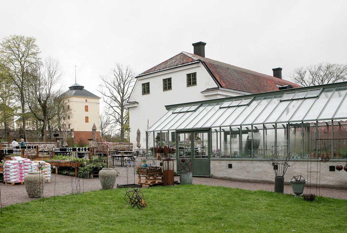Handelsträdgården Löfstad slott
