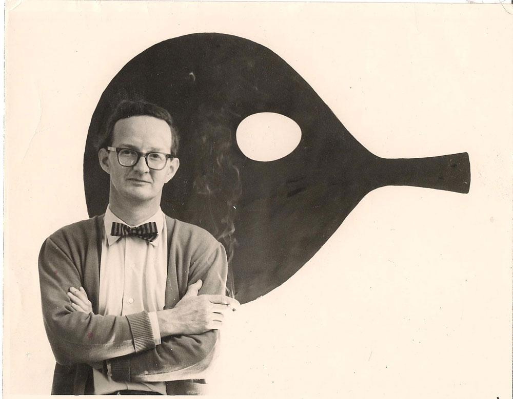 Formgivaren Stig Lindberg.